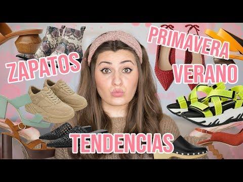 TENDENCIAS EN ZAPATOS PRIMAVERA-VERANO 2019 | MODA | Angicupcakesblog