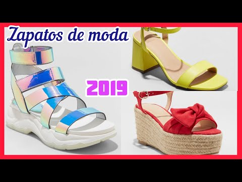ZAPATOS DE MODA 2019 – Zapatos Bonitos y feos de esta Temporada