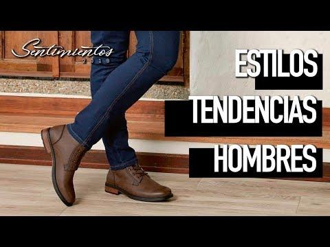 Zapatos De Moda Hombres – Catalogo Aquarella Sentimientos 2019
