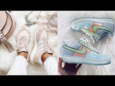 ZAPATILLAS DE MODA 2020   Tendencias en tenis o sneakers Nike, Puma, Adidas + outfits como combinar