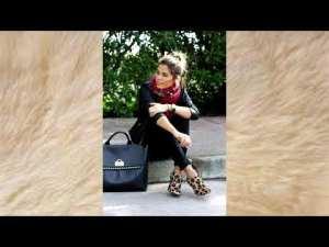 Como combinar zapatos de moda animal print 2019/2020
