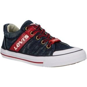 Zapatillas de Lona Alabama jean Levis