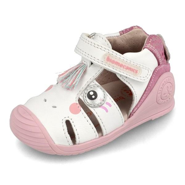 Sandalias para bebé Unicornio Biomecanics