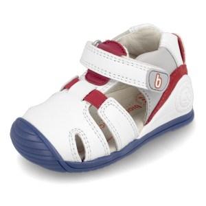 Sandalias para bebé Antón Biomecanics