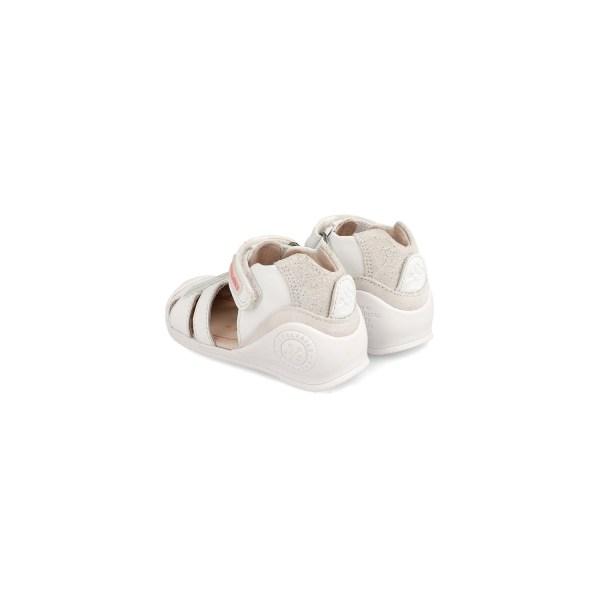 Sandalias para bebé Almu Biomecanics talón