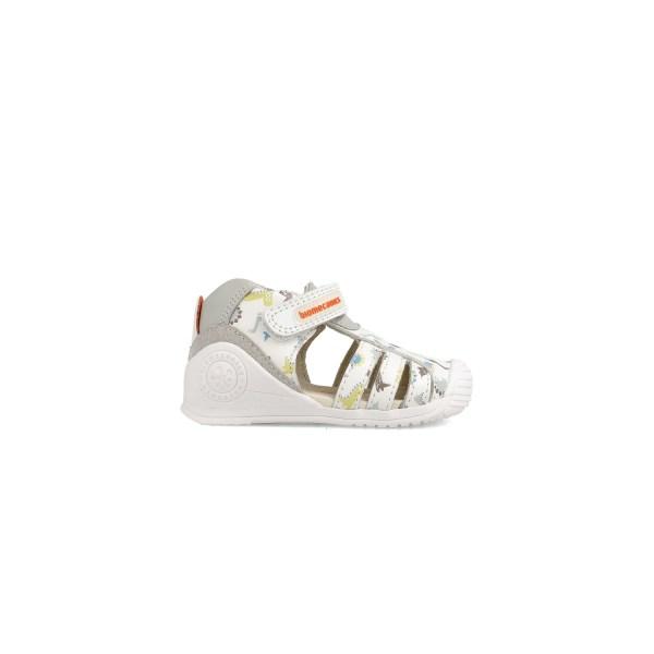 Sandalias para bebé AndreuBiomecanics lado