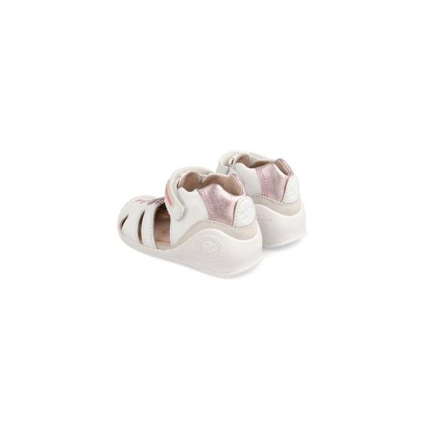 Sandalias para bebé Luisa Biomecanics talón