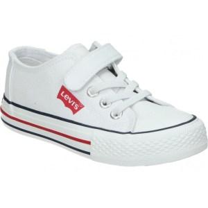 Zapatillas de Lona Maui mini blanca Levi's