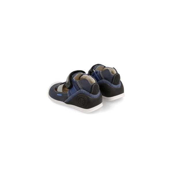 Sandalias para bebé Gaetan Biomecanics talón