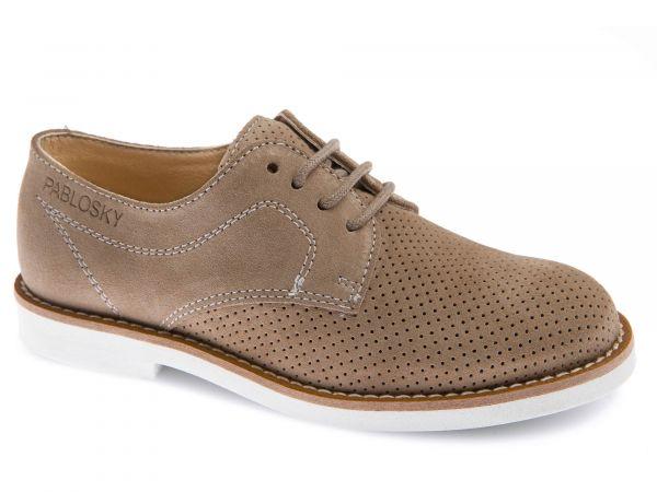 Zapato beig 718323 Pablosky