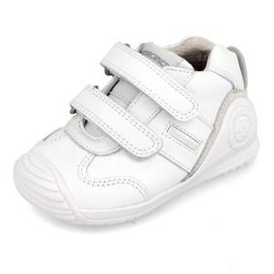Deportivo Biomecanics para bebé Lia blanco