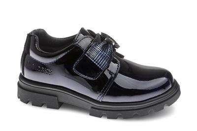 Zapato colegial charol marino 342429 Pablosky