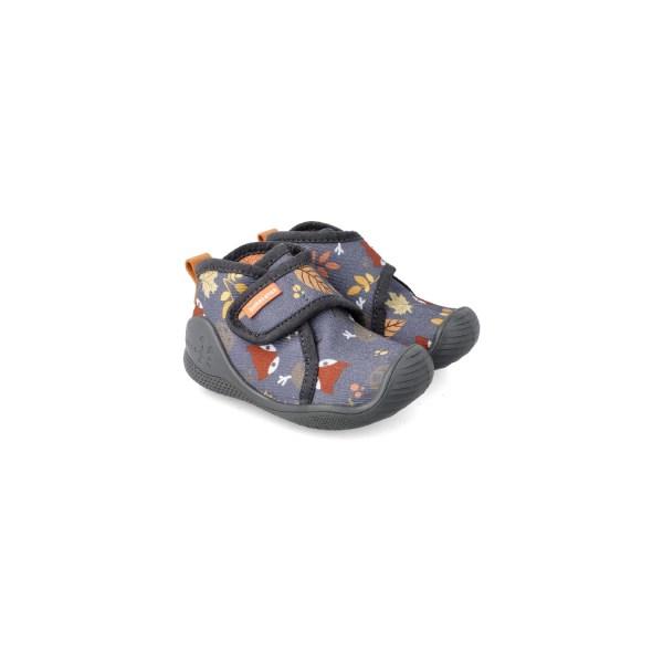 Zapatillas de casa Biomecanics para bebé Anker par
