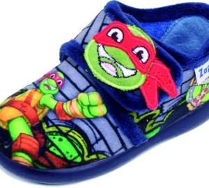 Zapatillas de casa para niño Tortuga ninja Zapy