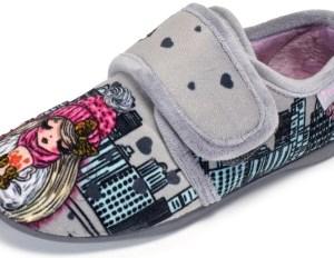 Zapatillas de casa para niña Zapy
