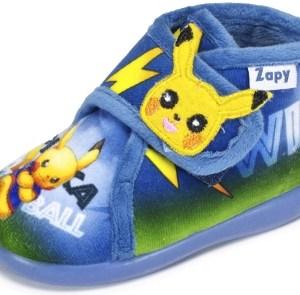 Zapatillas de casa para niño Pikachu Zapy