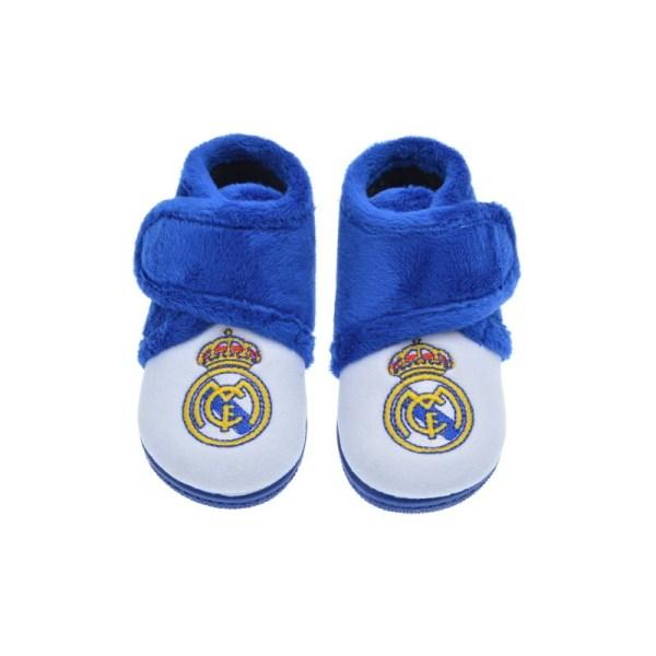 Botitas de casa Real Madrid par
