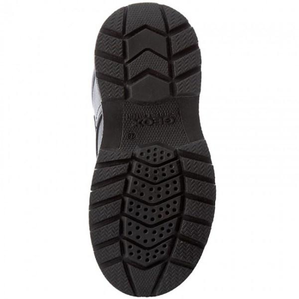Zapato colegial J William niño marino Geox suela