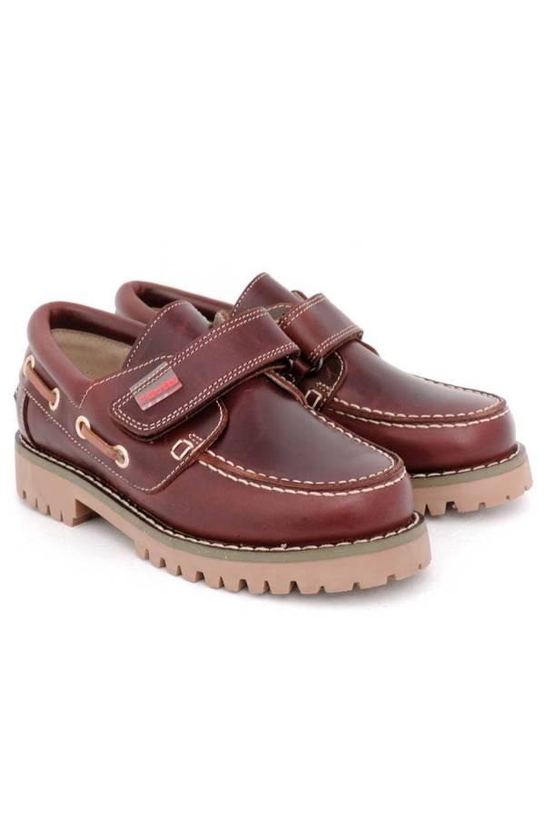Zapatos de niño Yowas marrón par