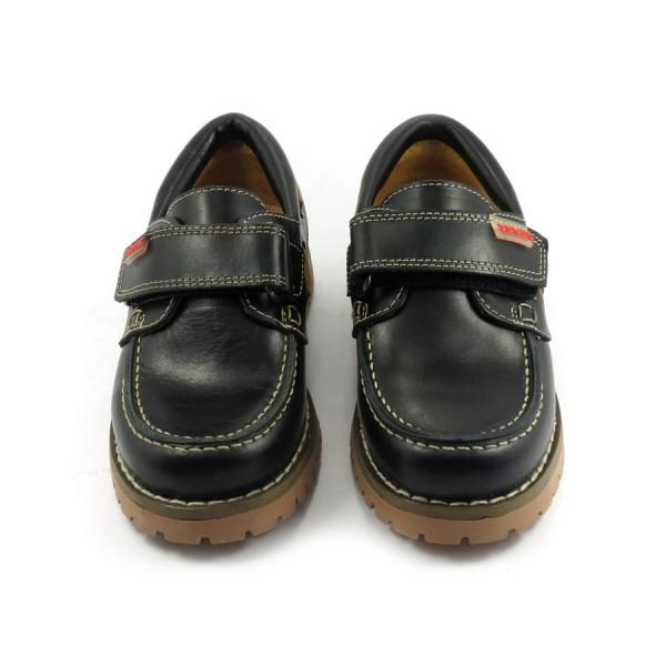 zapato unisex yowas marino velcro frente