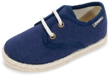 Zapato yute marino niño Zapy