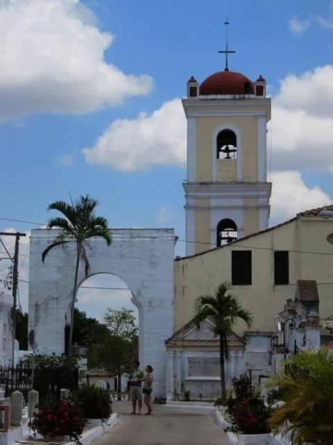 Dolores Rondón's bijzonder grafschrift in Camaguey