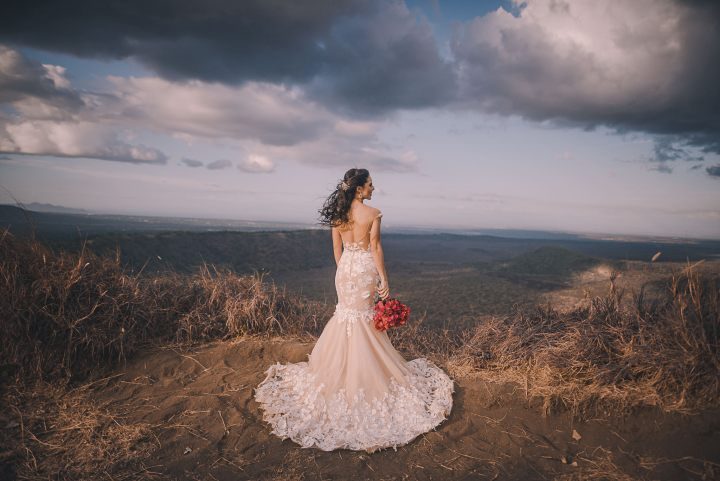 Trash the dress Roberto + Mariela
