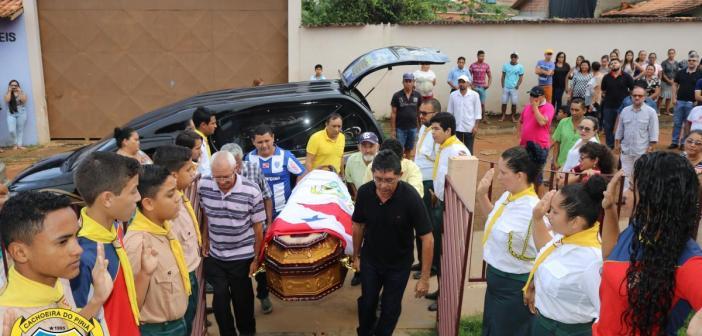 O último adeus a Ademir Oliveira