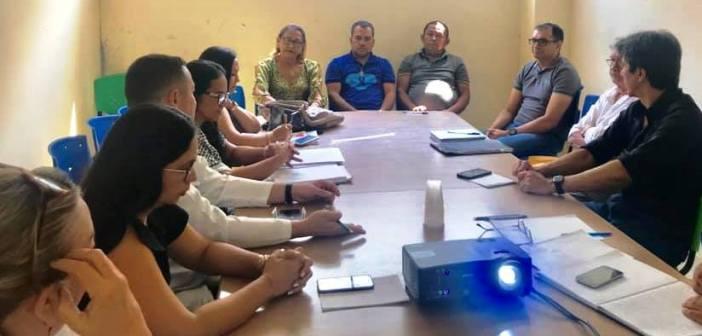 Comissão de Saúde da Câmara intensifica fiscalização e se reúne com auditores da Secretaria Municipal de Saúde