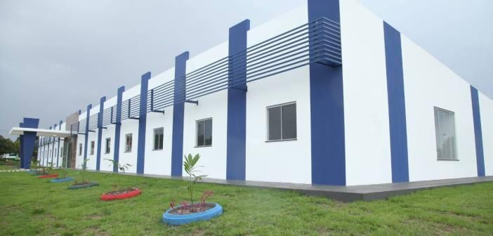 Inaugurado Prédio anexo da Câmara Municipal de Castanhal, Almir Tavares de Lima