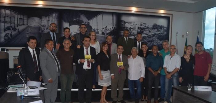 Sessão Especial na Câmara de Vereadores homenageará os 10 anos de criação de Academia Castanhalense de Letras