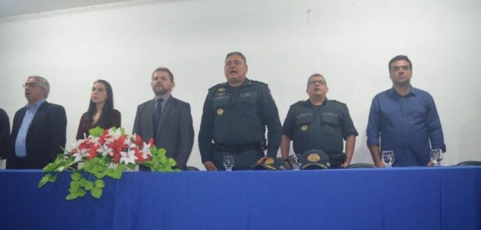 Vereadores Participam de solenidade que comemorou os 38 anos de instalação do 5º BPM em Castanhal