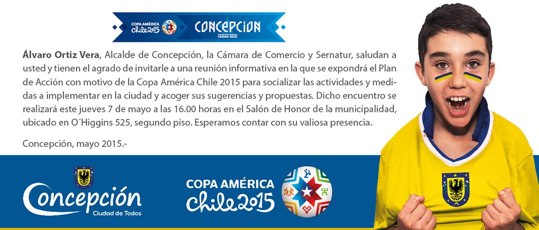 Lanzamiento De Campaña Copa América