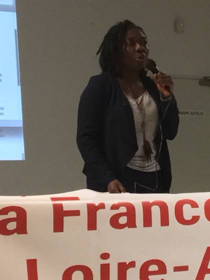 Intervention à la réunion publique de Saint-Herblain (44) le 8 mars 2017