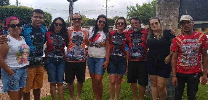Vereador Diego Santos Participa da 23ª Trilha do Arrepio