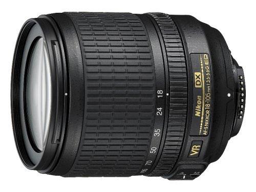 Nikon Nikkor 18-105mm AF-S DX f/3.5-5.6G ED VR