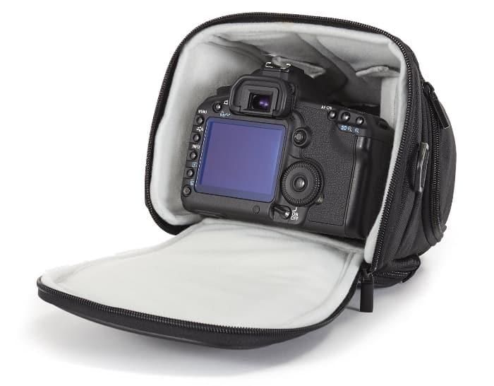 Funda para cámara de fotos réflex, EVIL o Bridge