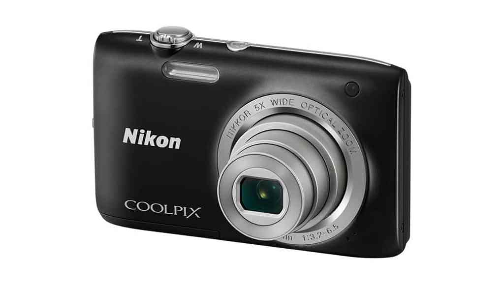 Nikon Coolpix S2800 - Cámara compacta