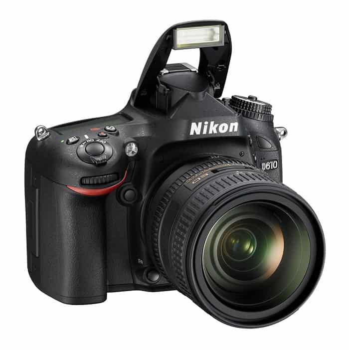 Nikon D610 – Análisis – Cámara réflex digital
