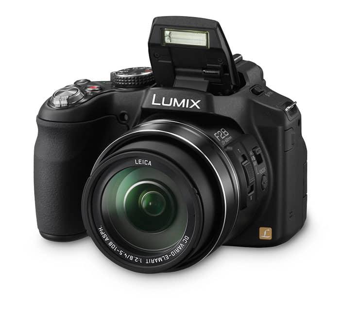 Panasonic Lumix FZ200 - Análisis - Camara Compacta -