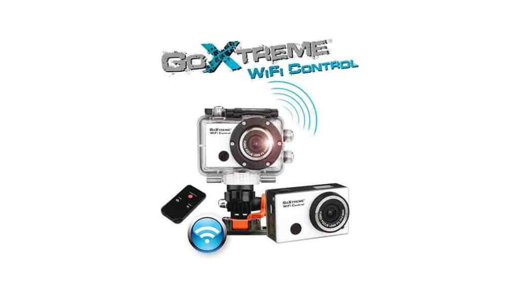Easypix GoXtreme WIFI Control (cámara deportiva), una opción más barata que la GoPro Hero 3+