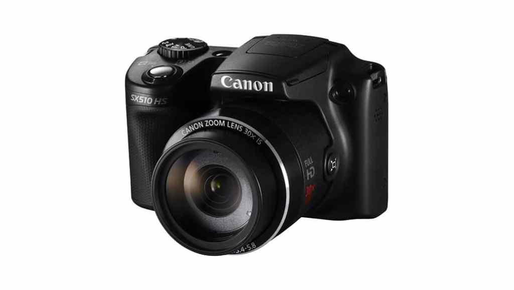 Canon PowerShot SX510 HS – Cámara compacta con un zoom óptico 30x
