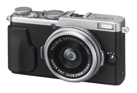 Fujifilm X70 - Cámara digital compacta de 16.3 MP