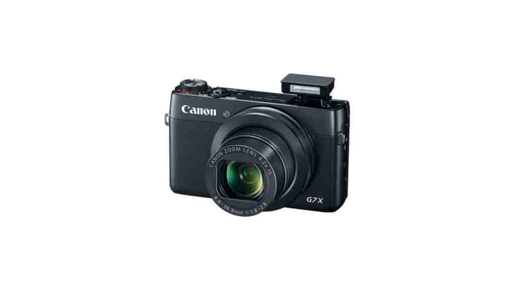 Canon Powershot G7 X - Video y características