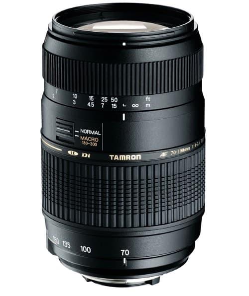Tamron A17E AF 70-300 mm F/4-5.6 Di LD