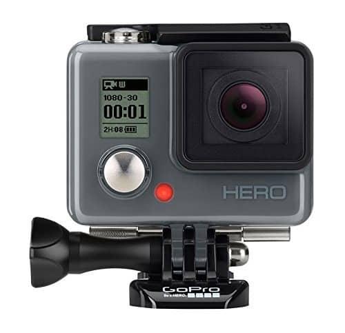 GoPro Hero: el modelo más barato de la gama