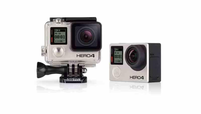GoPro HERO4 Black Edition - camara acción