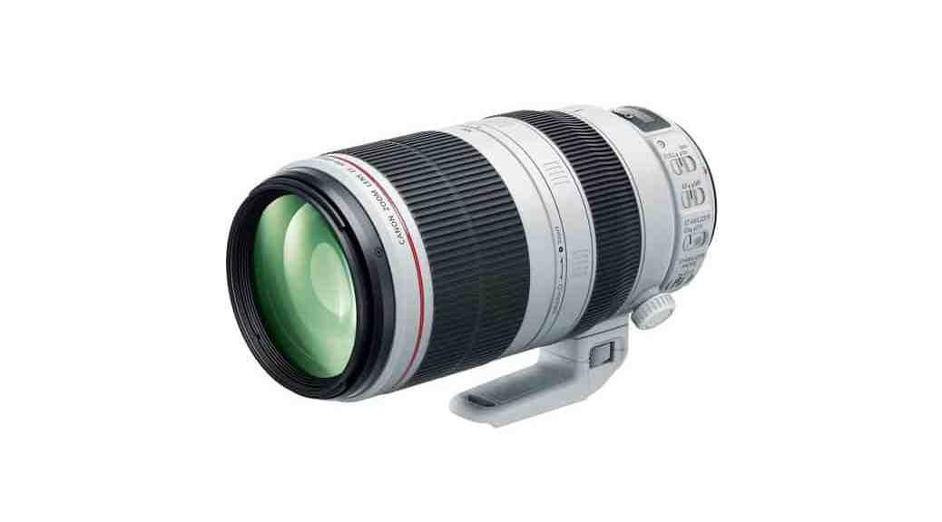 El objetivo Canon EF 100-400mm f/4.5-5.6L IS II USM se vuelve una realidad