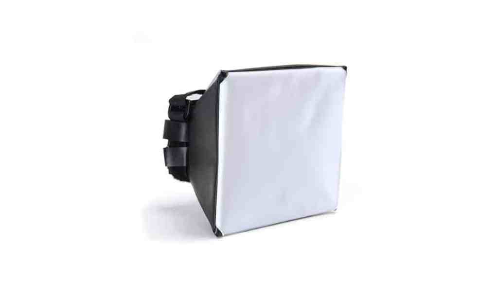 Dónde comprar un difusor de flash por menos de 3 euros