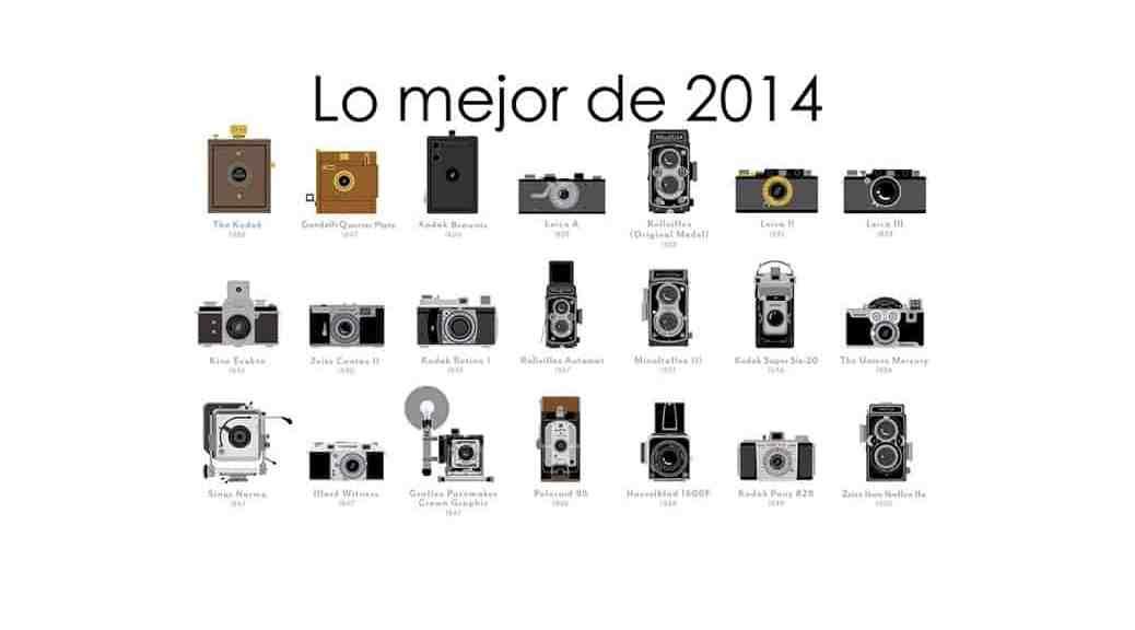 Los mejores artículos sobre cámaras de 2014